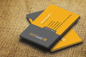Corporate Business Card SE0224