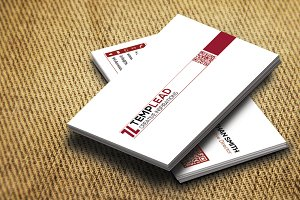 Corporate Business Card SE0228