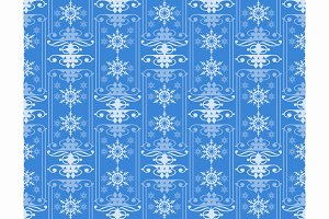 christmas, blue background