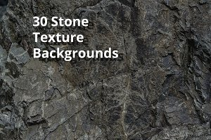 30 Stone Texture Backgrounds