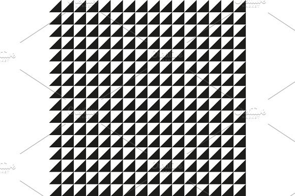 Monochrome seamless pattern in 80s style