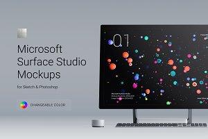 Presentation Kit | Surface Studio
