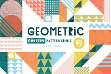 (Super Fun) Geometric Patterns