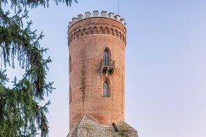 Chindia castle, Targoviste, Romania