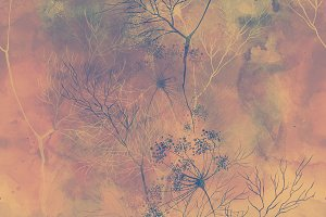 dill seamless pattern | JPEG