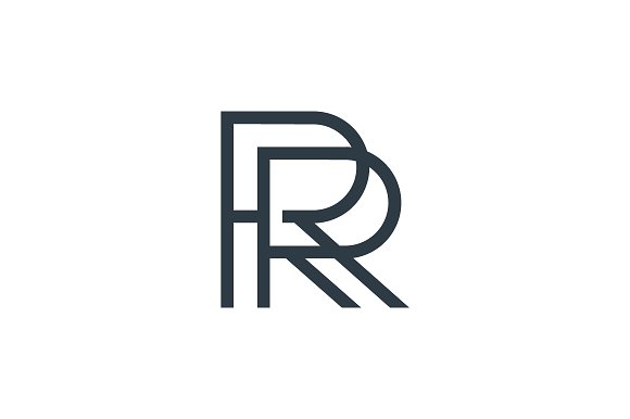 Double R Luxury Logo RR