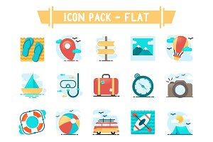 Icon Pack - Flat