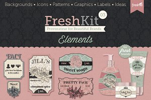 FreshKit03 Provocateur Elements