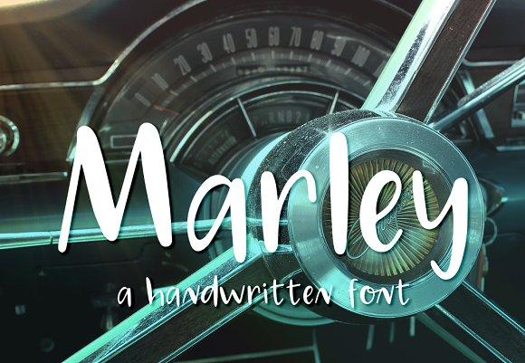Marley Font