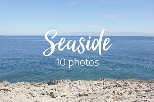 Seaside - 10 Hi-Res Photos