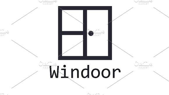 Windoor Logo Template
