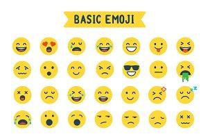 Basic Emoji