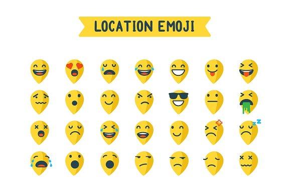 Location Emoji
