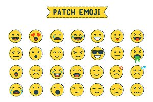 Patch Emoji