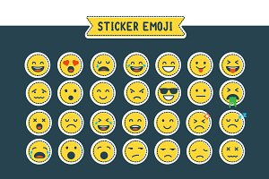 Sticker Emoji