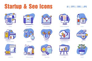 Startup Icons #3