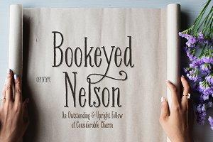 Bookeyed Nelson