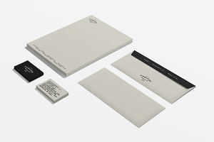 Signature Stationery / ID Kit
