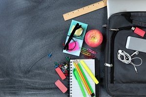 Traditional and Modern School items