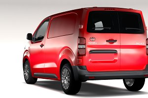 Toyota ProAce Van L1 2017