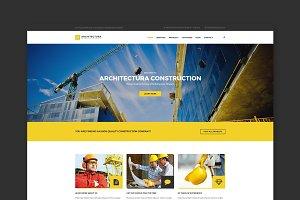 Architectura - Construction Template