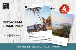 Instagram Frame Pack v1.0