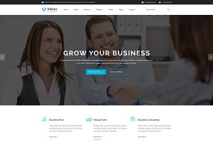 Viktor - Corporate Muse Template