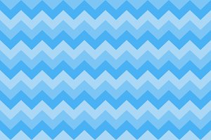 Blue seamless chevron pattern