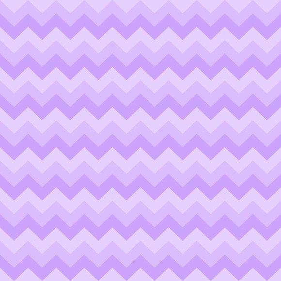 Violet Seamless Chevron Pattern