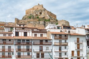Old city in Spain, Morella