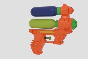 6-Inch Water Guns