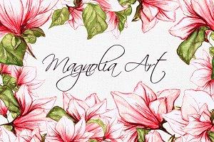 Magnolia Art