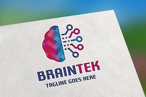 Braintek Logo