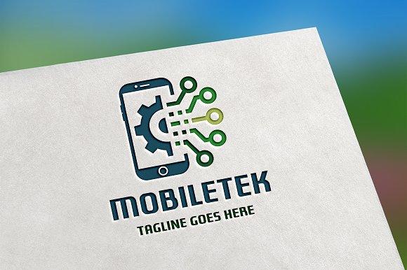 Mobiletek Logo