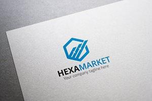 Hexa Market Logo