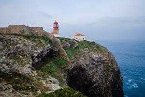 St. Vincente Lighthouse