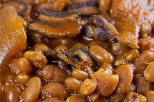 Rustic Baked Beans