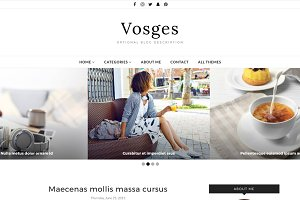 Blogger Template, Blogger Theme