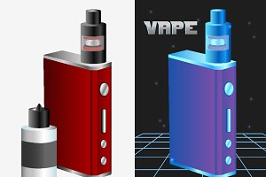 Vape device. Vaping juice