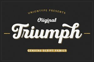Triumph Family Pack -30%