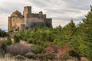 Castle of Loarre,Aragon, Spain