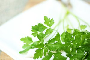 freshness parsley