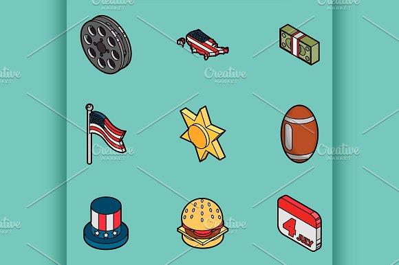 America Icons