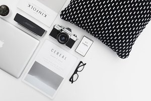 WORKSPACE | Styled Stock Photo