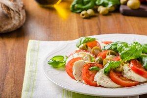 Caprese salad