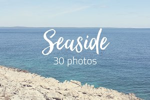 Seaside (30 Hi-Res Photos)
