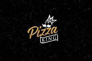 Pizza King Branding