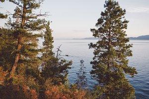 Lake Canoe Trip