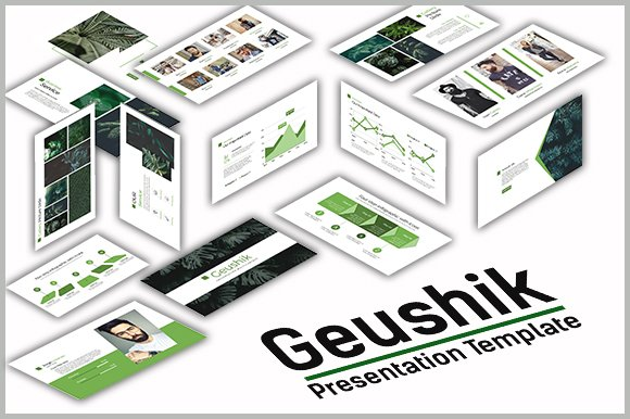 Geushik Presentation Template