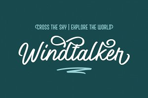 Windtalker Regular